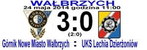 Przegrana w Wałbrzychu