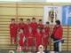 Najmłodsi na turnieju w Boguszowie- Gorce