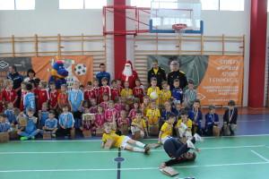 III Turniej Oldboys i Mikołajkowy 2015 062