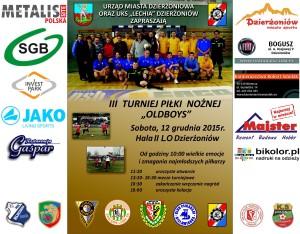 Oldboys 2015 plakat