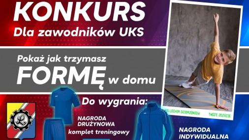 KONKURS #TrzymamFormę!